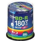 バーベイタム BD-R 録画用 6倍速 VBR130RP100SV4 ( 100枚入 )/ バーベイタム