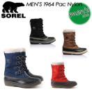 SOREL ソレル 1964 Pac Nylon 1964 パックナイロン NM1440 ブーツ メンズ 男性用
