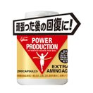 グリコ パワープロダクション 【POWER PRODUCTION】 エキストラ・アミノ・アシッド (標準79.2g/200カプセル)