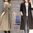 40代女性でも着こなしやすい!おばさんに見えないフード付コートのおすすめを教えてください。