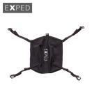 エクスペド メッシュヘルメットホルダー   正規品   EXPED メッシュ ヘルメット ホルダー 軽量 滑り止め防止 弾力 伸縮 ザック デイジー フェス