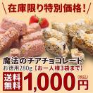 チアシード チアチョコレート 訳あり 半額 日本人生産 ダイエット チョコバー スーパーフード グラノーラ