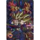 中古ドラゴンボールヒーローズ HGD9-CP6 [CP] : バーダック:ゼノ