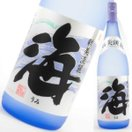 海 焼酎 1800ml 大海酒造 芋焼酎 限定焼酎 黄麹焼酎