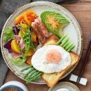 渕錆粉引 ディナープレート アウトレット込み 和食器 ナチュラル プレート 大皿 カフェ食器 パスタ皿 ワンプレート 美濃焼