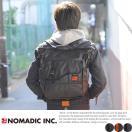 NOMADIC ノーマディック 3wayトートバッグ メンズ ターポリン A4 防水 リュック TP-34