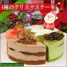クリスマスケーキ 予約 2019 送料無料 4種...