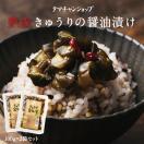 きゅうりの醤油漬け 100g×2袋 宮崎産 漬物