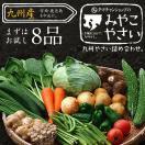 野菜セット 九州産 お試し 7〜8品 やさい ...