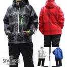 SPALDING〔スポルディング スキーウェア メンズ〕15SPM-5643【上下セット】〔z〕〔SA〕