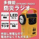 懐中電灯 LED LEDライト 充電式 防災グッズ 防災 ラジオ 手回し ライト 充電 充電式ledライト (予約/10月下旬発送予定)