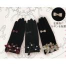 手袋(デザインB) 〜〜 クリスマス