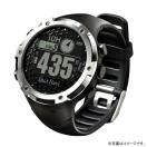 [200円割引クーポンあり][アクエリアス&ハンドタオルプレゼント] テクタイト W1-FW-B Shot Navi ブラック 腕時計型タイプ★