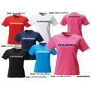ディアドラ(DIADORA) テニスウェア レディス TEAM W Line マルチプラクティスシャツ AP6337