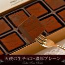 天使の生チョコ 濃厚プレーン 10個入 生チョコ チョコレート ギフト プレゼント