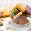 送料無料 豆乳おからクッキー 野菜MIXセット(100枚) バター マーガリン 卵 不使用 / 保存料 香料 無添加