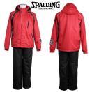 SALE スキーウェア メンズ SPALDING(スポルディング) 撥水加工 耐水圧2000mm スノーウェア スキースーツ 上下セット 男性用