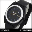 ニクソン NIXON タイムテラー 腕時計 メンズ レディース A119-1529 A1191529 ブラック