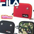 【送料無料】FILA財布 ラウンドファスナー メンズ財布 フィラ二つ折り財布 フィラ財布 FILAメンズ財布 メンズ二つ折り財布 財布
