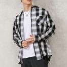 チェックシャツ メンズ ストライプシャツ 長袖 カジュアルシャツ ボタンダウン チェック柄 セール 2017 春 新作