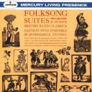 フレデリック・フェネル ヴォーン・ウィリアムズ:イギリス民謡組曲 ホルスト:吹奏楽のための組曲第1番・第2番 グレインジ CD