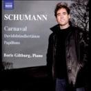 ボリス・ギルトブルグ Schumann: Carnaval, Davidsbundlertanze, Papillons CD