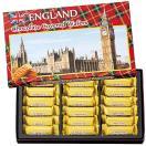 【ポイント10倍】イギリス お土産 イギリス チョコウエハース1箱(イギリスお土産 イギリスチョコレート イギリスお菓子) ID:E7050444