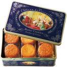 【ポイント10倍】フランス お土産 フランス ガレット&パレットクッキー1缶 ID:E7050150