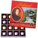 ポーランド お土産 ポーランド メモリアルチョコレート 1箱 ID:E7050412