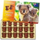 【ポイント10倍】オーストラリア お土産 コアラ マカデミアチップチョコレート1箱(オーストラリアお土産 コアラお土産 マカデミアナッツ) ID:E7051033
