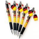 【期間限定!ポイント12倍】ドイツ お土産 ドイツ国旗ボールペン 5本セット ID:E7050355