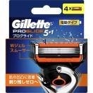 ジレット(Gillette) フュージョン5+1 プログライド フレックスボール パワー 替刃 4個入