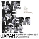 THE FACT BTS PHOTO BOOK SPECIAL EDITION:...