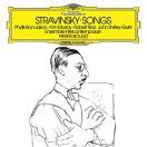 ストラヴィンスキー:歌曲集 / ブーレーズ ...