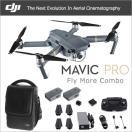 ドローン カメラ付き DJI Mavic Pro Fly More Combo マヴィック 32GB MicroSDカード付き価格! マビック 日本語マニュアル&賠償責任保険付き 宅急便送料無料