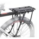 後付け自転車用荷台 最大積載25Kg/JIDEN671-09[送料無料(一部地域を除く)]