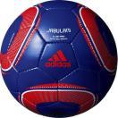 adidas アディダス サッカーボール ジャブラニ クラブプロ AF4815BWR ブルーxレッドxホワイト 4号球[送料無料(一部地域を除く)]