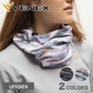 【  送料無料 】 VENEX ベネクス リカバリーウェア ネックウォーマー 2wayコンフォートライト 迷彩柄(メッシュ)