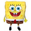 スポンジボブ  ぬいぐるみ 55cm ダイカット クッション SpongeBob ボブ ニコロデオン グッズ かわいい インテリア プレゼント ギフト