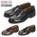 HARUTA ハルタ ローファー メンズ 6550 通学 学生 靴 3E (23.0?27.5cm)