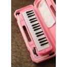 KC/キョーリツコーポレーション  鍵盤ハーモニカ キョーリツ メロディーピアノ(ピンク) 《鍵盤ハーモニカ》 [P3001-32K]【今ならドレミシール付き!】