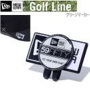 NEW ERA ニューエラ ゴルフ Basic Marker Visor Sticker ブラック 11225897 ベーシックマーカー ゴルフ アクセサリー 日本正規品 NEWERA GOLF