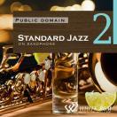 著作権フリー音楽【商用利用可・店内専用BGM】<名曲>スタンダードジャズ2 -on saxophone-(4015)