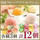 アイスクリーム 国産フルーツアイス物語 16個詰め合わせ お中元・暑中見舞い・お誕生日・結婚祝い・出産祝い・出産内祝い・お祝い・お返し