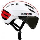 カスコ SPEEDairo バイザー付き ホワイト ヘルメット