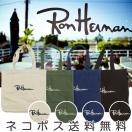 【レビューを書いてネコポス無料】Ron Herman ロンハーマン トートバッグ 4色[ブラック/ホワイト/ネイビー/グリーン] ロゴ入り 刺繍  トート