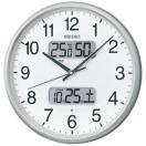 セイコー 電波掛け時計  KX383S