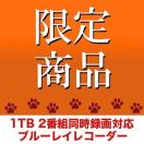 シャープ ブルーレイレコーダー AQUOS (1TB) BD‐NW1100