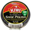 KIWI(キィウイ) 油性靴クリーム 黒靴用 45ml ジョンソン