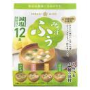 ひかり味噌 みそ汁ふぅ 減塩12食 インスタント味噌汁